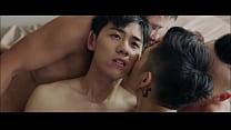Asian gay orgy Sodom's Cat