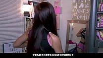 Dyked - Hot Blonde BabySitter Spanks Fingers And Fucks Naughty Asian Teen Vorschaubild