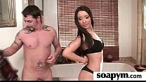 Sisters Friend Gives Him a Soapy Massage 13