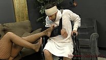 Lucky Turns Her Husband Into Her Cripple-Slave - Lucky B preview image