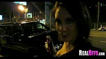 Girls night out leads to orgy 070