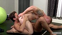 Super Hot Gay Folks With Big Hard Cocks Enjoy Anal