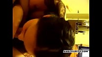 6955 Sweet little cousin gives a blowjob preview