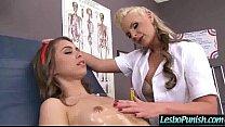 Hot Lez Girls Play Hard Sex With Dildos mov-27