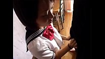 Censored Japanese school girl pantyjob assjob - 9Club.Top