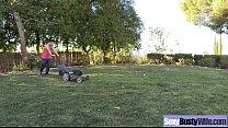 Big Boobs Housewife (kianna dior) In Hardcore Sex Scene clip-20