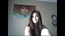 cams669.com Cute teen masturbation on webcam