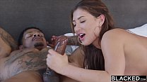 BLACKED Nurse Can't Resist BBC On A House Call video