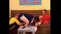 Football gay threesome - more on thecockdays.com