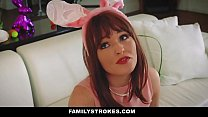 12241 FamilyStrokes - Cute Teen Fucked By Easter Bunny Uncle preview