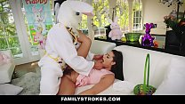 14115 FamilyStrokes - Cute Teen Fucked By Easter Bunny Uncle preview
