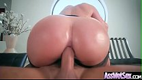(Brooklyn Chase) Superb Curvy Girl With Huge Butt Enjoy Anal Sex movie-11
