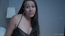 NAUGHTY STEPMOM: His Dad Left The Teen With His