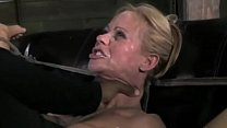 MILF Fucked To Tears Crying in Pain Until Forced to Squirt by AssholePunisher صورة