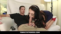 FamilyStrokes - Step-Siblings Caught Fucking By Milf Vorschaubild