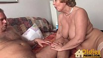 Granny Doc with big tits part 2