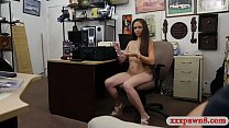 Amateur beauty gets her pussy rammed hard by pawn man - Download mp4 XXX porn videos