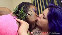 superhot : poizon ivy gets some latin candy!!: hd brazzers thumbnail