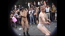piss orgy public