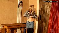 Katya medical examination