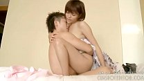 Submissive Japanese Teen Enjoyed At Home