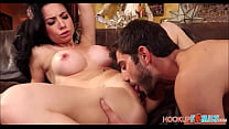 Sexy Big Tits MILF Step Mom Portia Harlow Fucked By Loser Step Son With A Huge Cock