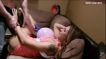 Bachelorette party turns to crazy orgy with hor...