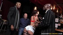 Interracial Threesome with Jada Stevens - Cucko...