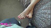 step sister mandy flores caught masturbating - silvia santez thumbnail