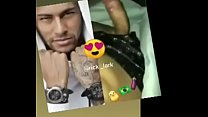 caiu na net Neymar