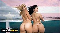 BANGBROS - Violet Vasquez and Kitana Flores's F...