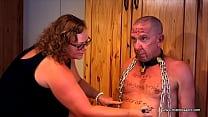 Dominatrix Mistress April   Sodomy In The Priso