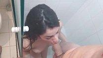drool in the bath
