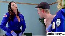 Office Sex With Sluty Big Juggs Teen Girl (Alison Tyler & Julia Ann) vid-02 pornhub video