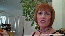 Sexy Amateur GILF Cocksucker