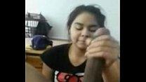 asian girl milks black dick- More Videos on XPO... Thumbnail