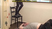 The savage Miss Imane face destruction http://clips4sale.com/store/424