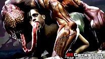 Resident Evil PMV Series  Animated 3DSFM Porn Compilation video