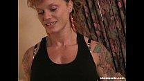 Celine - Amateur Bodybuilder's Thumb