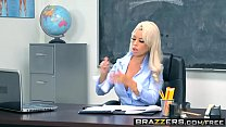 Brazzers - Big Tits at School - Highbrow Pussy scene starring Bridgette B and Bill Bailey preview image