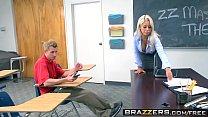 Brazzers - Big Tits at School - Highbrow Pussy scene starring Bridgette B and Bill Bailey thumbnail
