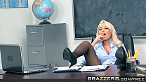 18211 Brazzers - Big Tits at School - Highbrow Pussy scene starring Bridgette B and Bill Bailey preview