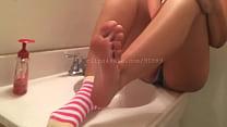Professor Diana's Feet Part2 Video2 Preview's Thumb