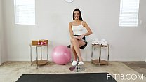 Fit18 - Emily Willis - 51Kg - I Creampie A Flexible Former Ballerina