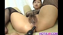 Sensual Marin Hoshino enjoys plenty of dick in her holes - More at hotajp com