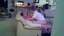 Cuckold Hot Wife Pussy Creampie from Hubby's Fr...