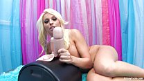 Britney Amber Sybian DP