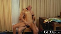 Old Young Gina Wants Cock In Her Pussy She Likes To Get Fucked And Suck - Shakila Sex Porn thumbnail