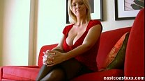 Charlee Chase sucks and fucks her way to a job ...