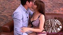 Japanese milf Erina Moa clit stimulated pornhub video